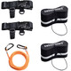 Swimmrunners Support Pull Belt Team Kit Black